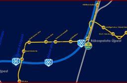 Nyáron megkezdődik a 3-as metróvonal káposztásmegyeri meghosszabbításának tervezése.