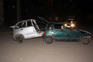 Két roncsautót is meglovasítottak a Hajdú megyei ifjak a kerületben