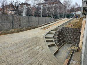 Térkövezés, tereprendezés Budapest