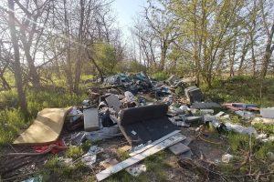 30 tonna illegális hulladéktól szabadultunk meg